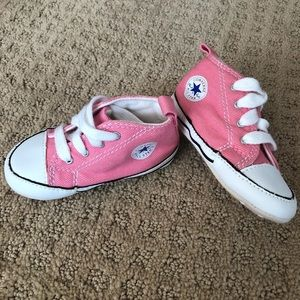Converse NEW Chuck Taylor crib sneakers shoes 4